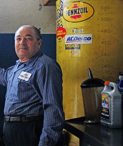 Sam Guerrero founder of Sam's Service Centre